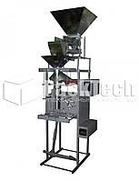 Полуавтоматический аппарат для фасовки и упаковки чая 50-500 г