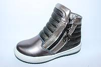 Демисезонные ботинки на девочку тм Tom.M, р. 27,31
