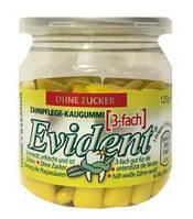 Жувальна гумка Evident з медом та лимоном, 125г