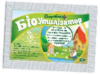 """Биоутилизатор """"Скарабей"""" 20 гр средство для очищения выгребных ям и туалетов"""