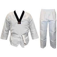 Добок кимоно для тхэквондо WTF UR DR-1559 (хлопок 65%,полиэстер 35%, р-р 34-42)