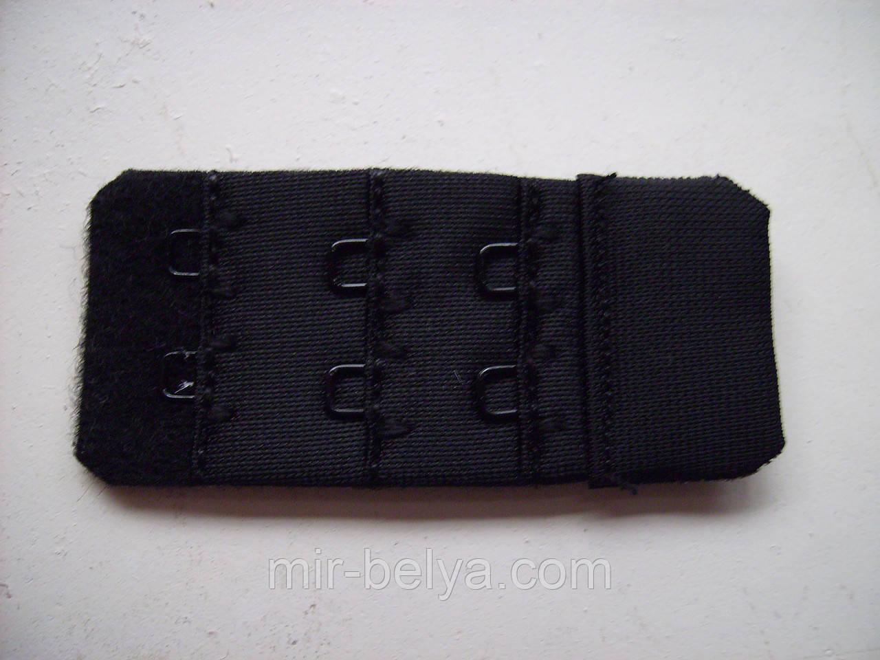 Удлинитель для бюстгальтера черный цвет