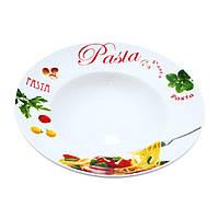 Тарелка для пасты 27 см