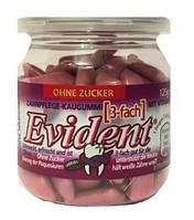 Жувальна гумка Evident з чорною смородиною, 125г