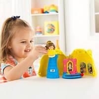 Игровой набор Fisher-price little people Disney princess Bell (Белль)