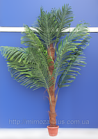Искусственная пальма пушистая 200 см