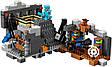 Конструктор Bela 10470 Портал в край (аналог Lego Майнкрафт, Minecraft 21124), 571 дет, фото 3