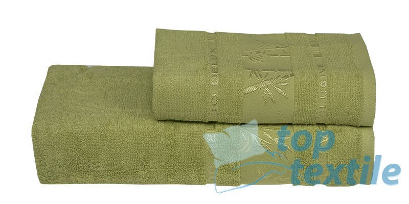 Бамбуковые полотенца Gursan Bamboo, фото 2