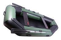 Двухместная гребная ПВХ лодка Vulkan TB315 L(ps)