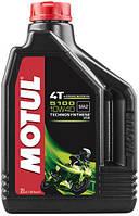 Масло Motul 5100 4T SAE 10W40 / 2 литра, (836521 / 104067), original