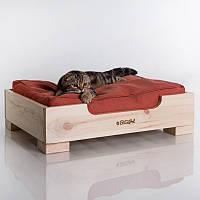 Cat In-kind Original - Натуральная (деревянная кровать для кота)