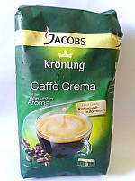 Кофе в зернах Jaсobs Kroning Caffe Crema 1кг (Нидерланды)