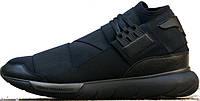 Мужские кроссовки Adidas Y-3 Qasa Low Black