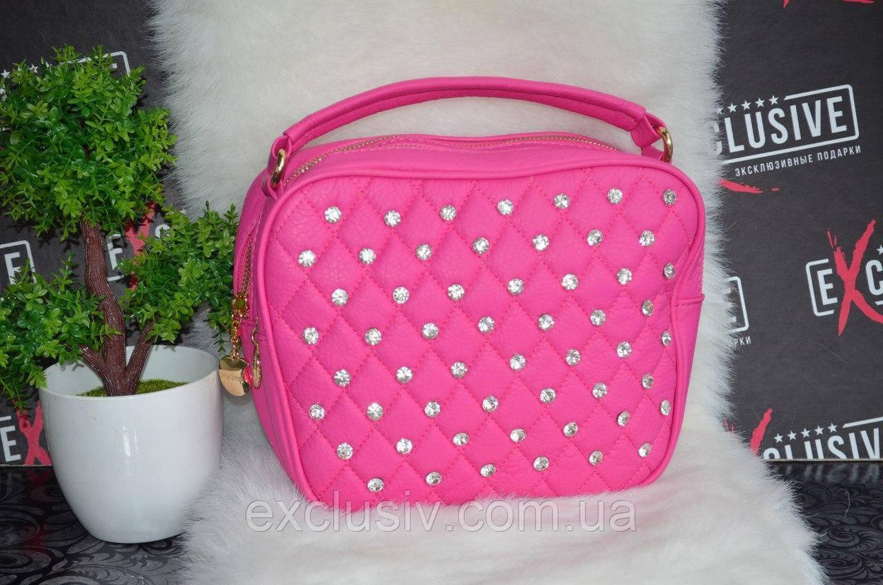 Купить женские сумки со стразами в интернет магазине