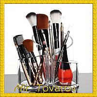 Органайзер для косметики и кисточек cosmetic organizer 2207