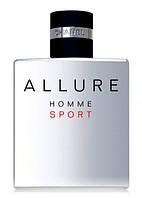 Chanel Allure Homme Sport (Шанель Аллюр Хоум Спорт) тестер без крышечки, 100 мл.