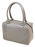 PODIUM Сумка Женская Классическая иск-кожа Cidirro 09-2 89623 grey Распродажа
