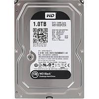 Накопитель WD 3.5 SATA 3.0 1TB 7200rpm 64Mb Cache Black (WD1003FZEX)