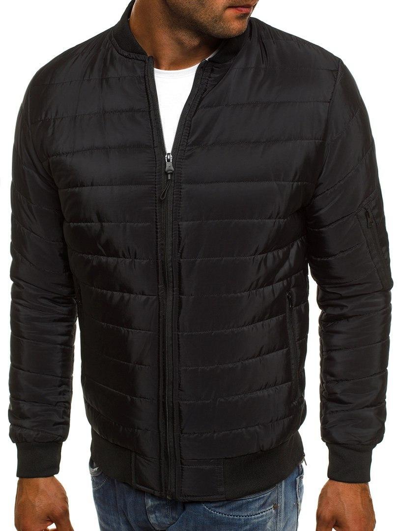Мужская куртка Black черная