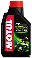 Масло Motul 5100 4T SAE 10W40 / 1 литр, (836511 / 104066), original