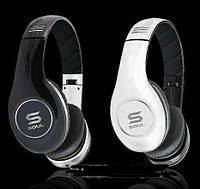 Наушники Soul SL150 HD BLACK by Ludacris сменный провод