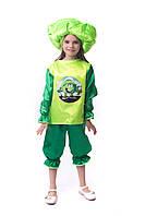 Красивый детский карнавальный костюм Капуста