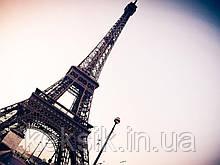 Вафельная картинка Эйфелева Башня 3