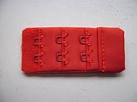 Удлинитель для бюстгальтера красный цвет