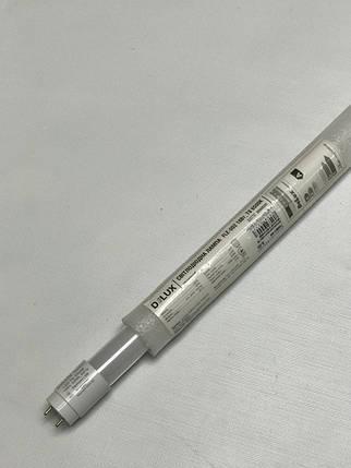 Светодиодная лампа трубка TUB Delux FLE-002 T8 18W G13 6500К стекло Код.59001, фото 2