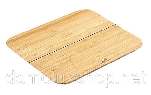 Joseph Joseph Chop2Pot Доска разделочная бамбуковая 27*33 см (60112)