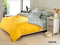 Однотонное постельное бельё поплин