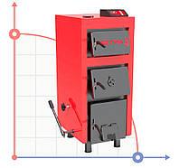 Котел твердотопливный для отопления РЕТРА 5М comfort 25 кВт
