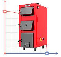 Котел твердотопливный для отопления РЕТРА 5М plus 15 кВт