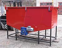 Питательный бункер на щепу объёмом 4,0 куб.м