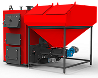 Котел твердотопливный для отопления РЕТРА 4М 200 кВт