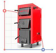 Котел твердотопливный для отопления РЕТРА 5М 32 кВт