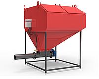 Система автоматической подачи топлива с бункером объемом 1,5 куб.м