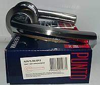 Ручка раздельная PUNTO ALFA TL SN/CP-3 матовый никель/хром