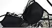 Комплект кружевного  Lilly - black, фото 3