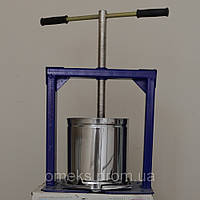 "Пресс ""Вилен"" (6 литров) для производства сока в домашних условиях"