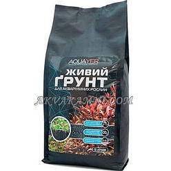 Живой грунт AquaYer 5л (питательный грунт)