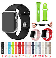 Ремень для Apple Watch Sport Band 42mm White