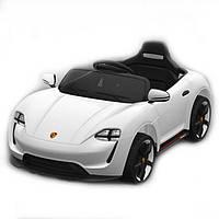 Детский электромобиль - Tilly Porshe - подсветка по корпусу, МР3,USB, колонки