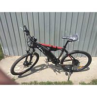 Велосипед аккумулятор Optima F1 (Красно-черный)