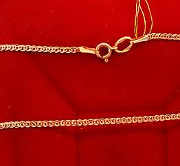 Золотая цепочка Нонна ширина 1.5 мм, вес 1.5 г