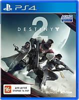 Игра Destiny 2 Day 1 Edition (PS4, русская версия)