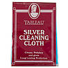 Салфетка для чистки серебра Silver Cleaning Cloth & Mitt  Tableau