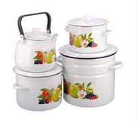 Набор посуды Epos 202 Летний сад