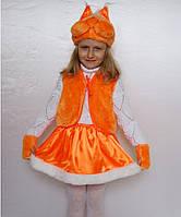 Костюм карнавальный для девочек Белочка