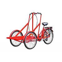 Велорикша Riksha-2 Шасси